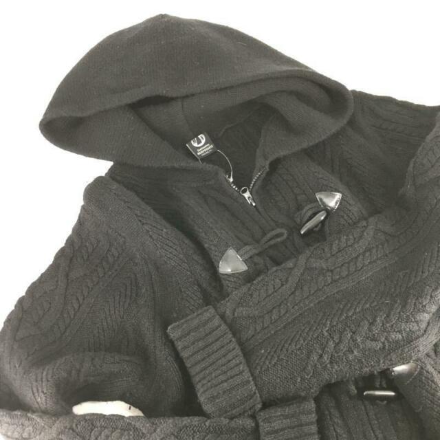 Maglione uomo nero murphy e nye