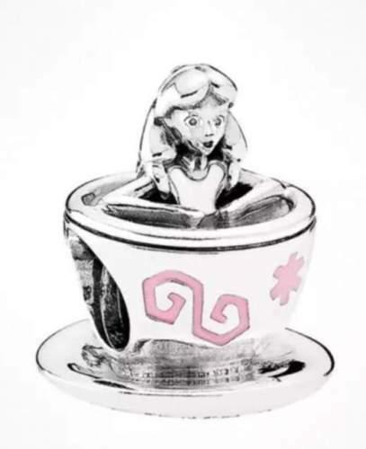 Pandora Charm DISNEY Alice nel paese delle meraviglie