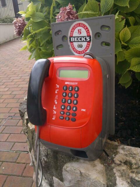 Vecchio Telefono Urmet Team 5 - Vintage -