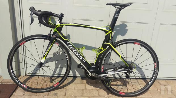 Bici da corsa Wilier Triestina 101 air monoscocca corboniod