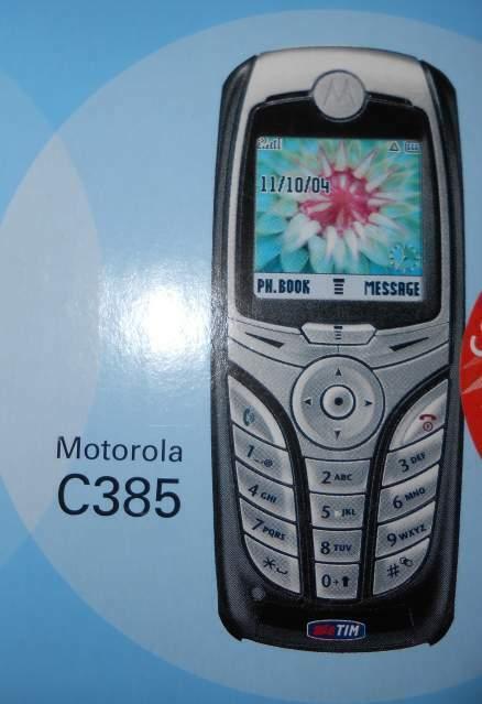 Cellulare motorola c385