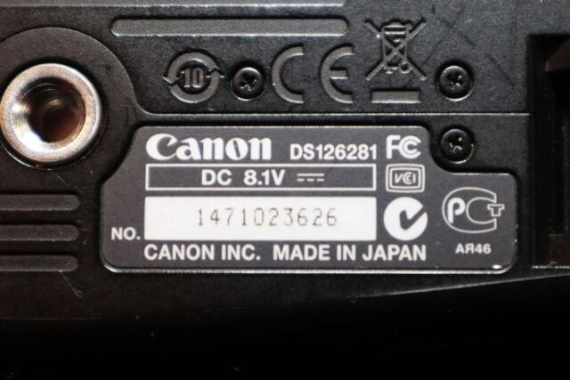 Fotocamera digitale reflex Canon EOS 60D - usato