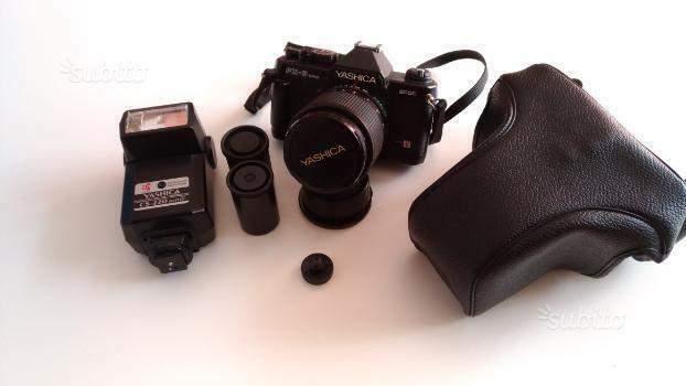 Macchina fotografica Yashica FX-3 super