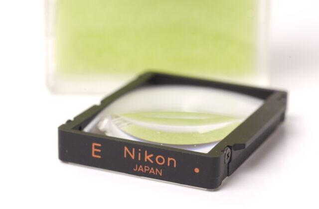 Nikon F3 Vetrino di messa a fuoco tipo K-E