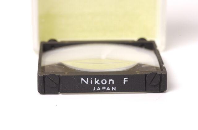 Nikon F/F2 Vetrino di messa a fuoco tipo: D-H2-M-P-K-A