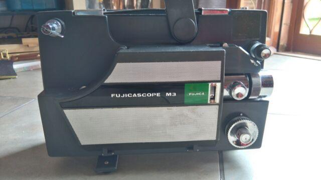 Proiettore super 8 - Fujicascope M3