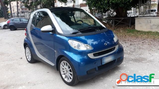 SMART Fortwo 2ª serie benzina in vendita a Palermo