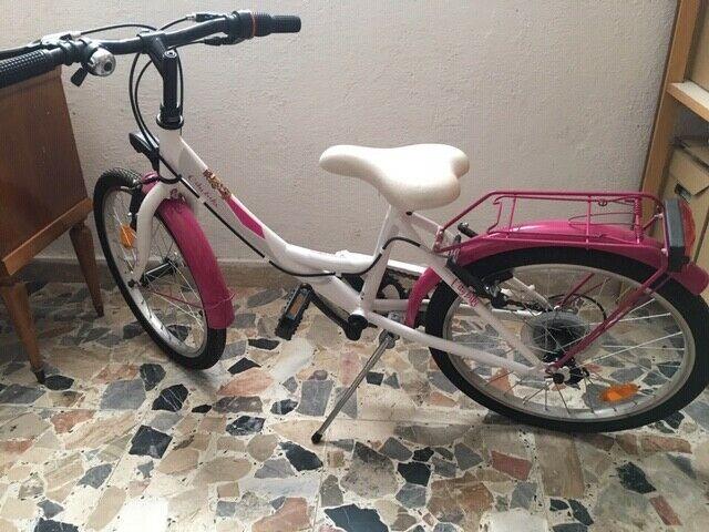 Bicicletta da bambina come nuova - ruote diametro 48 cm
