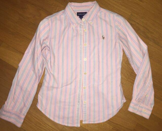 Camicia Ralph Lauren Bambino taglia 8 anni