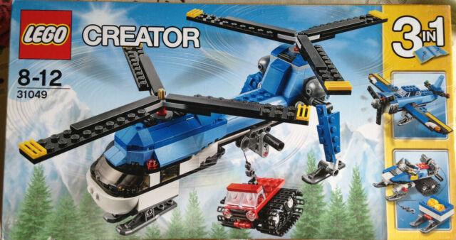 LEGO  Creator 3 in 1 Elicottero bi-elica MISB