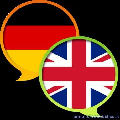 Ripetizioni inglese e tedesco