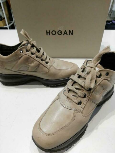 Hogan interactive pelle marrone   Posot Class
