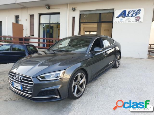 AUDI A5 2ª serie diesel in vendita a Ceglie Messapica