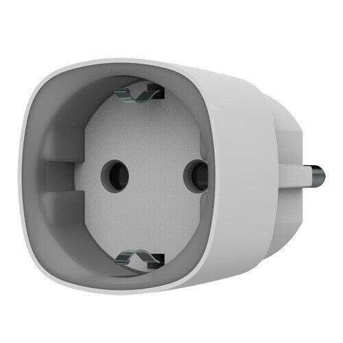 Ajax smart plug con telecomando bidirezionale aj-socket-w