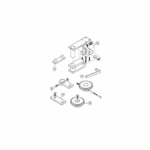 Braccio di collegamento piccolo per cubic