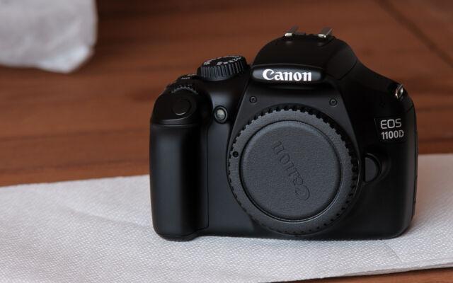 Canon d + EFS  III Kit come Nuovi
