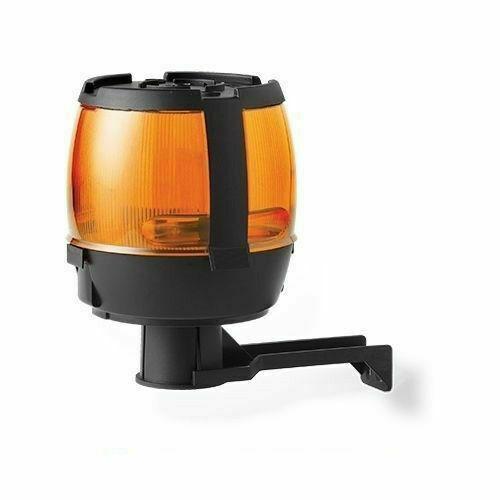 Lampeggiatore arancione a led cardin lpbar-or automazione