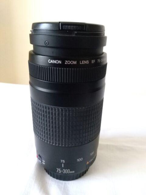Obiettivo Canon EF  mm