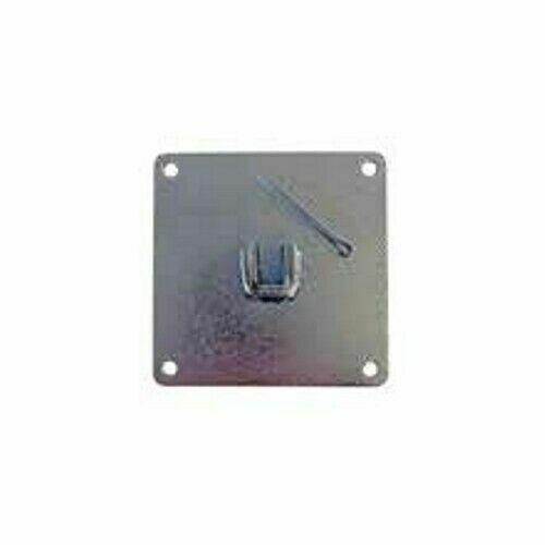 Supporto universale da parete 100 x 100 mm rib acgb