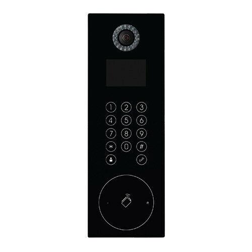 Videocitofono ip per appartamenti con telecamera 1 mpx