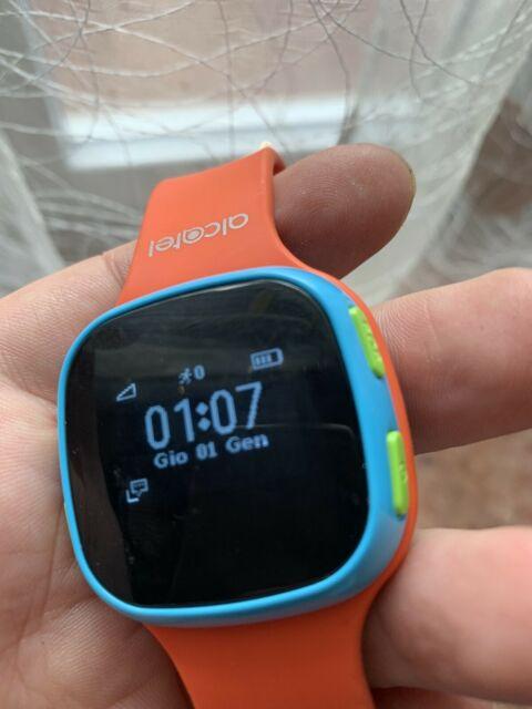 Alcatel move time orologio sicurezza bambini