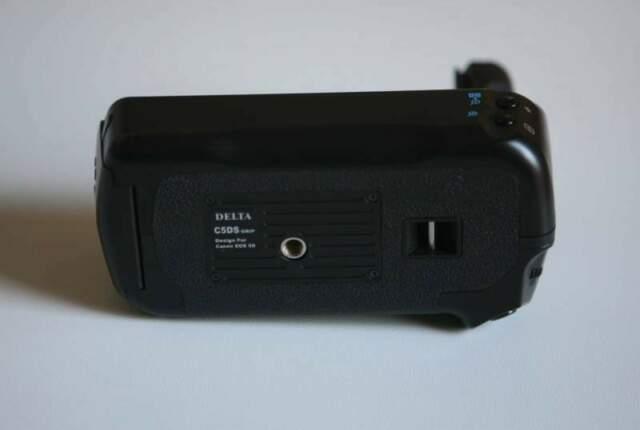 Battery pack Delta per canon EOS 5D