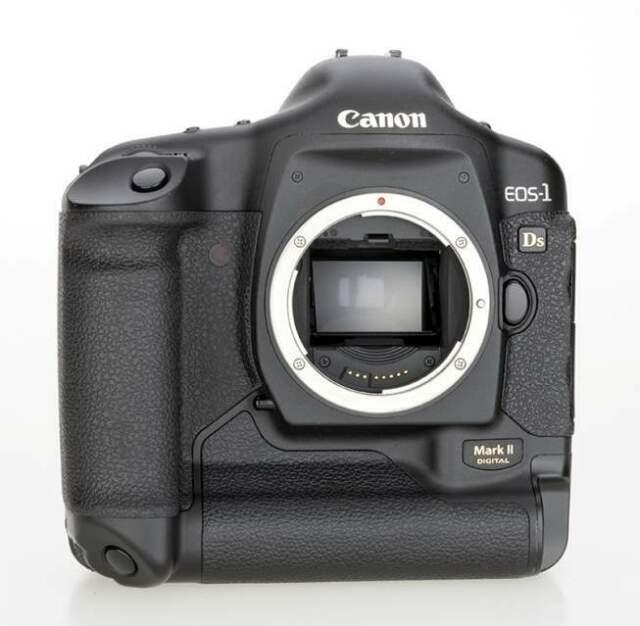 Canon EOS 1Ds mark II
