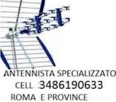 ELETTRICISTA A DOMICILIO ANTENNE TELEFONIA AUTORIZ