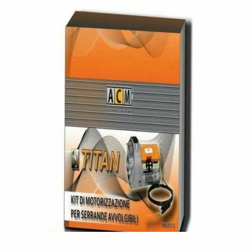 Kit completo per serrande acm euro kit plus