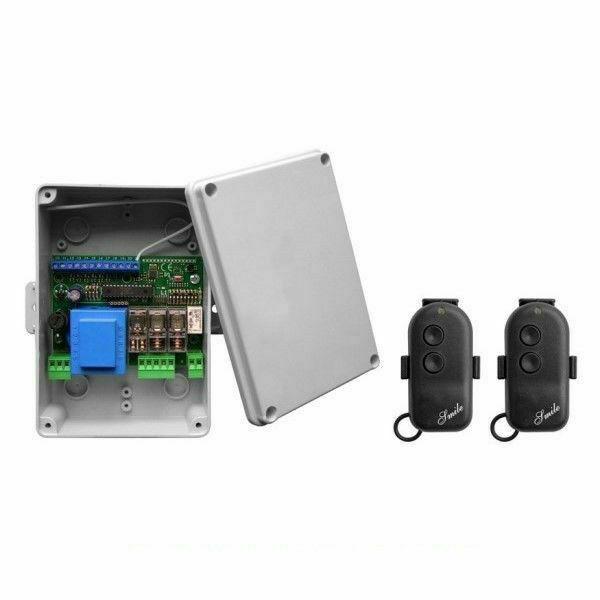 Kit con s2xl + accessori nologo kit-s2xl automazione