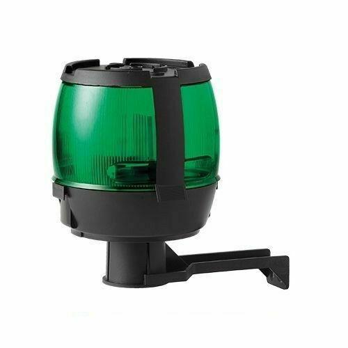Lampeggiatore verde a led cardin lpbar-gr automazione