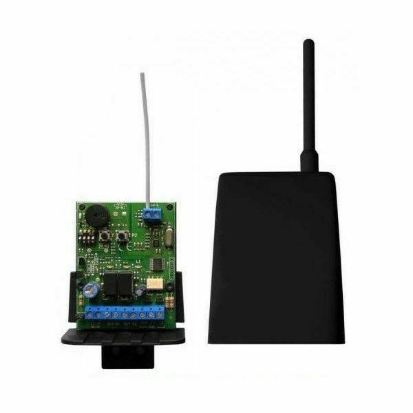 Ricetrasmettitore rx radio sicurezza bidirezionale nologo