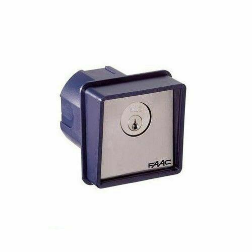 Selettore chiave da incasso FAAC T10 originale per