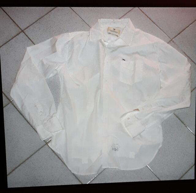 Scotch and Soda camicia bianca con bretelle