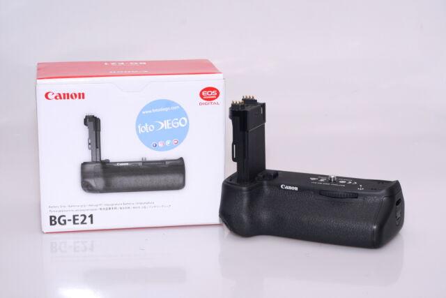 Battery grip canon bg-e21. x canon eos 6d mark ii.