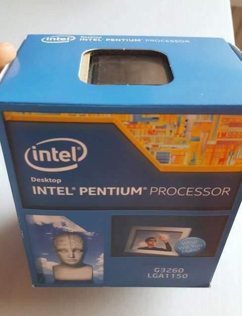 CUP Intel Pentium Processor G GHz Socket LGA