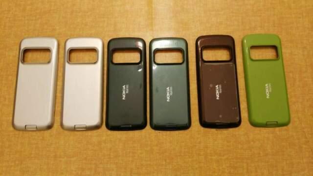 Cover posteriori N79 vari colori