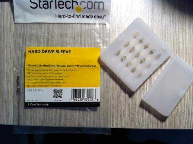 Custodia Disco Rigido + Cavo USB 3.0 a Hard Drive