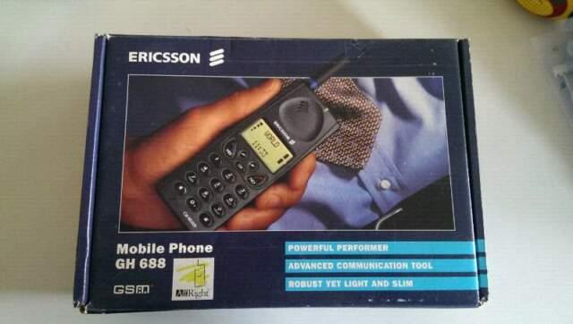 Ericsson GH 688 funzionante con scatola originale