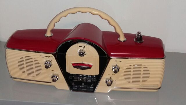 Radio depoca auto cadilak anni 80