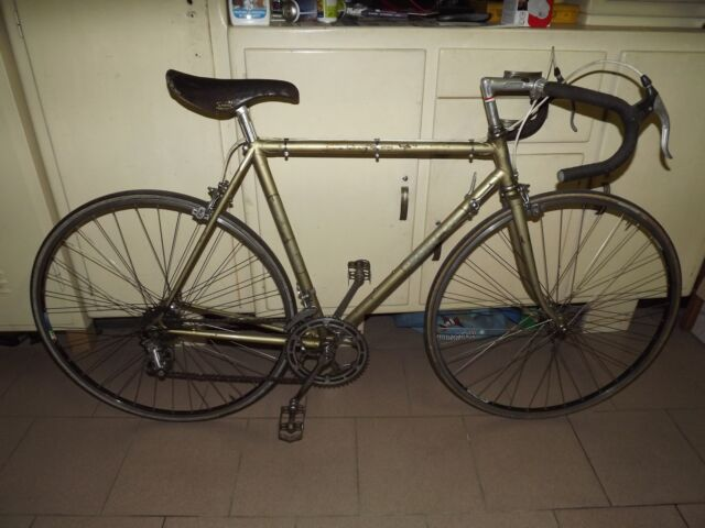 Bici da corsa Benotto Vintage Race Bicycle Made in Italy