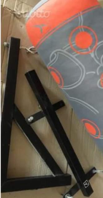 Sostegno e staffa a muro per Sacco da BOXE