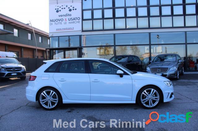 AUDI A3 Sportback diesel in vendita a Rimini (Rimini)