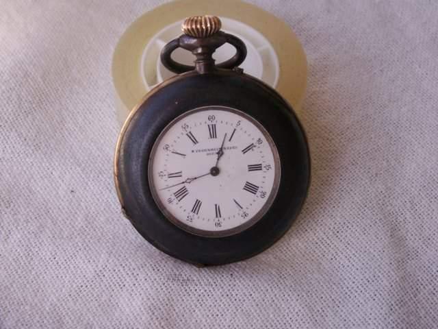 Splendido orologio da tasca da collezione,M.Guggenheim 8