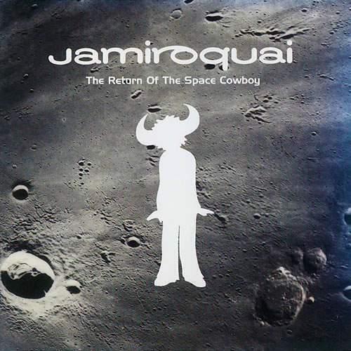 "CD Originale Jamiroquai ""The return of the space cowboy"""
