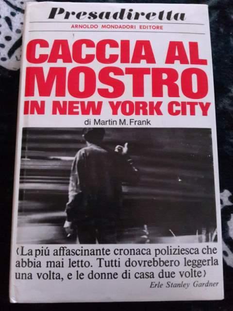 Caccia al mostro in new york city