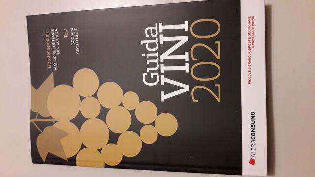 Guida Vini , Altroconsumo , libro NUOVO