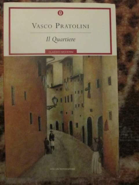 Libro Il quartiere di Vasco Pratolini - usato