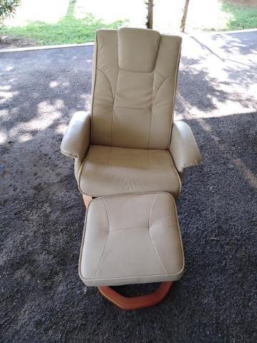 Poltrone Relax Elettriche Ikea.Poltrona Poang Pelle Con Poggiapiedi Ikea Posot Class