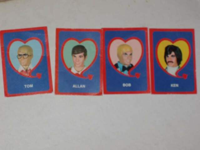 Carte del gioco di Barbie